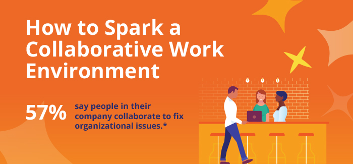 How to Spark a Collaborative Work Environment